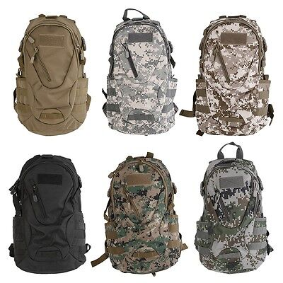 20L Protector Plus Military MOLLE Backpack Bag for Hunting Camping Trekking SY
