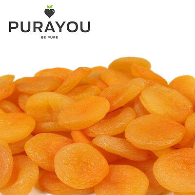 Large Dried Apricots - 1kg - 1000g - Free UK Shipping