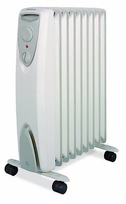 Dimplex OFRC20C Electric Oil Free Column Heater, 2 Kilowatt. New 2KW Heater
