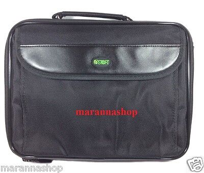 "Holder Padded Bag Port Netbook Laptop Notebook Pc 10"" 15"" Inches"