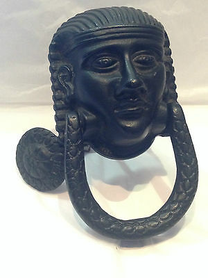 Vintage Design Door Knocker New Cast Old Mould Kenrick Heavy