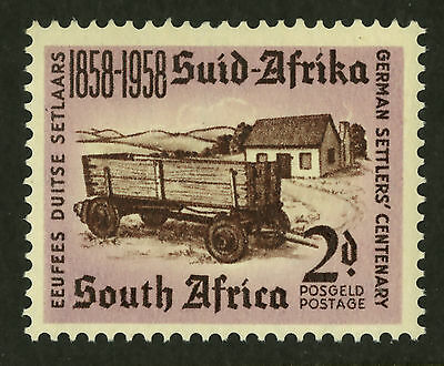 South Africa  1958  Scott #218  Mint Never Hinged