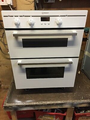 Built Under 70cm Tall Electric Double Oven New/ Graded With Warranty