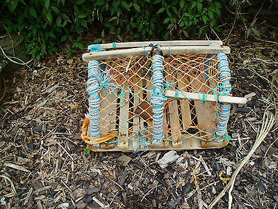 Vintage Lobster Pot   Ideal for display or for catching lobsters!