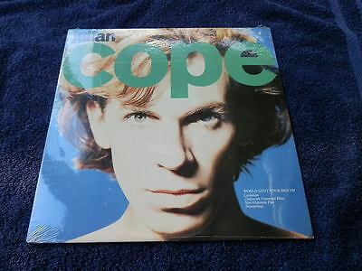 Julian Cope..world Shut Your Mouth..12 Inch 45..mint Sealed. Canadian Pressing
