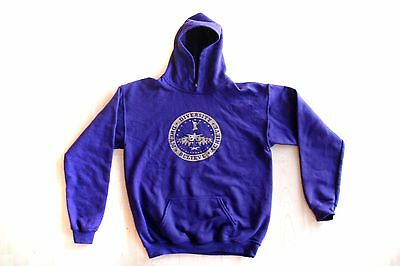 Diversity hoodie with Gold logo - Medium (XL Youth)