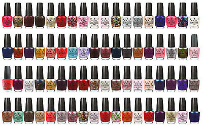 Opi Vernis A Ongles Divers Couleurs / Polish !!!!