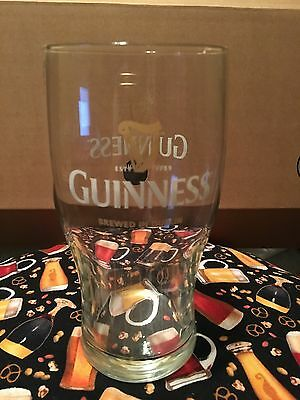 Guiness Pint Beer Glass.