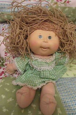 Cabbage Patch Kid / First Edition / Pretty Crimp - N - Curl