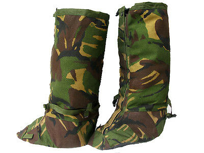 British Army DPM Snow yeti gaiters MK3 Brand NEW goretex