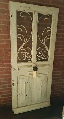 Antique French Exterior Door