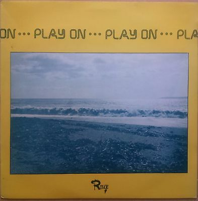 Patchwork, Play On, Rouge Music LP (RMS/LP 129)
