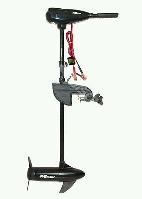 BISON 55ft/lb ELECTRIC OUTBOARD MOTOR