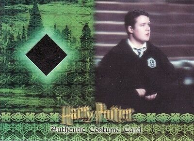 World of Harry Potter in 3D Gregory Goyle C5 Costume Card