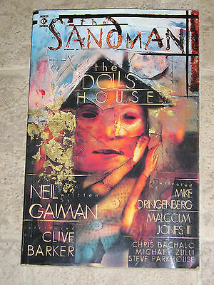 The Sandman: The Doll's House by Neil Gaiman (Paperback, 1990)