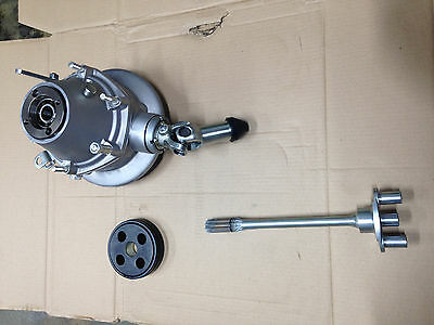 Final drive Ural Gear Up for drum brake assembly (new unused)