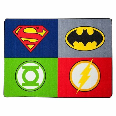Justice League Accent Rug, 54 x 39-Inch