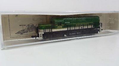 N Gauge American Locomotive Southern No. 2175 With Cab light