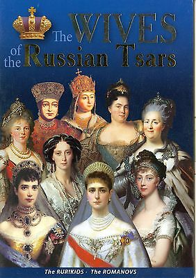 The wives of th Russian Tsars.