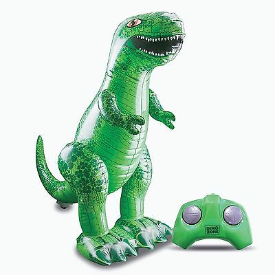 Remote Control Jumbo 3ft Inflatable T-Rex Dinosaur Radio Controlled R/C