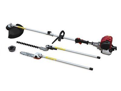 New Flash Garden Tool Multi 4in1 Petrol 4-Stroke 36cc ships to NZ only