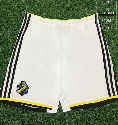 AIK Stockholm Home Shorts - Official adidas Football Shorts - Mens - All Sizes