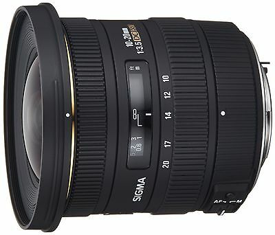 Sigma EX DC 10-20mm F3.5 HSM Canon EOS Fit