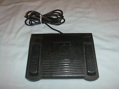 Infinity in-usb-1 Transciption Dictation Computer USB Foot Control Pedal