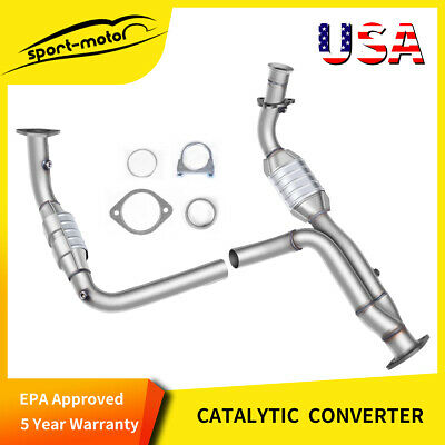 Fits For 08-12 Elantra 10-11 Soul Rear Under Car Main Catalytic Converter 17311