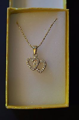 Fashion Jewellery - Heart Necklace for the Individual.