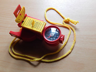 Hard To Find Hiking Compass and Survival Tool