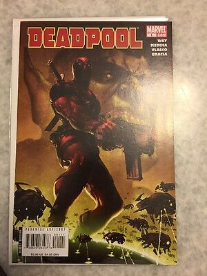 Deadpool 1, 2 and 3 (2008) NM+ copies