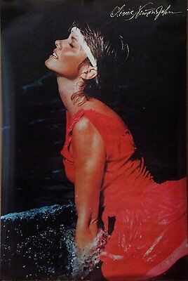 Olivia Newton John 24x36 Physical Poster 1982