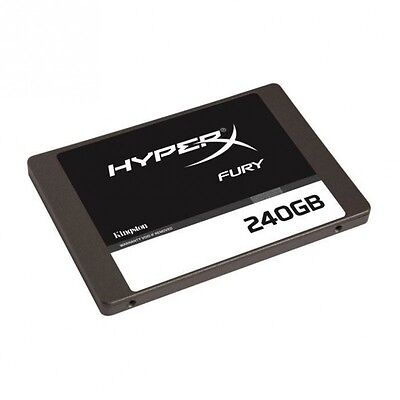 Kingston SSD HyperX Fury 240Go