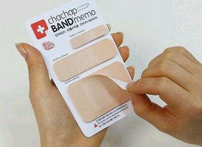 New Bandage Sticker Notes Bookmark Point it Marker Memo Flags sticky Note