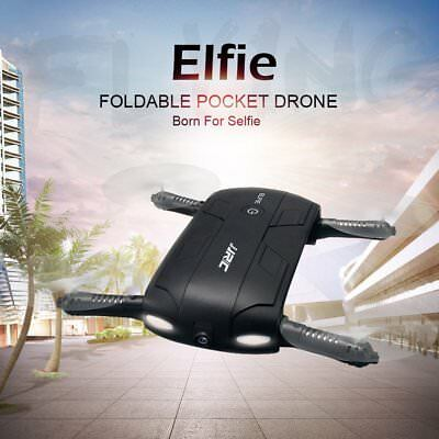 Foldable 6-Axis ELFIE Quadcopter WIFI 720P FPV Selfie Phone Contro Camera Drone