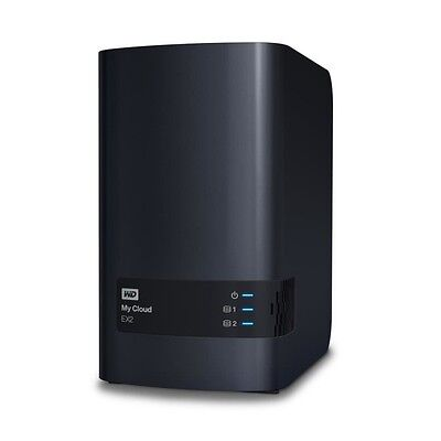 WD NAS My Cloud EX2 Ultra 0To 3,5""