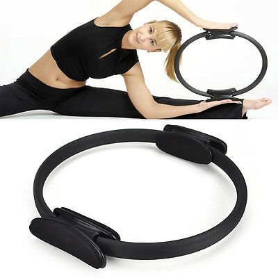 Pilates Ring Magic Circle Dual Grip Sporting Goods Yoga Exercise Fitness 1pcs