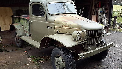 1941 dodge wc 3 closed cab military vehicle classic car