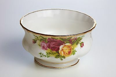 Royal Albert Old Country Roses Sugar Bowl. NEW WITH STICKER!
