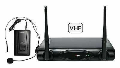 Radiomicrofono Archetto Microfono Radio Wireless Senza Fili set 6080LAV