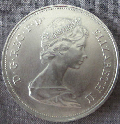 150 Coins - Uk - 1972 Royal Silver Wedding Commerative Crown Uncirculated