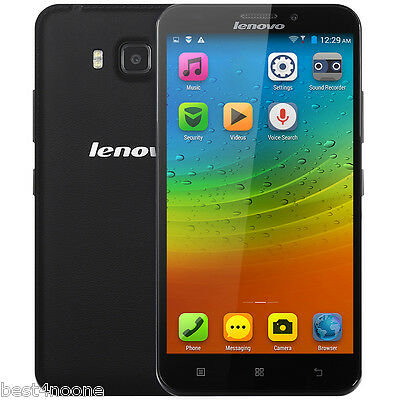 """Lenovo A916 5.5"""" Android 4G Phablet Octa Core 1.4GHz 1G+8G 13.0MP GPS Smartphone"""