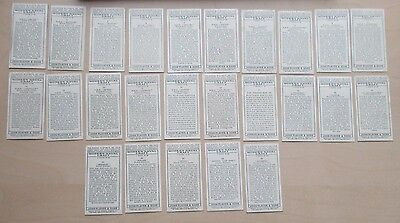 cigarette cards PLAYERS MODERN NAVAL CRAFT FULL SET
