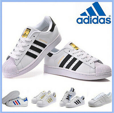 SALE 2016! Shoes For WomanManKids Superstar & Stan Smith Adidas Size EUR 36-44