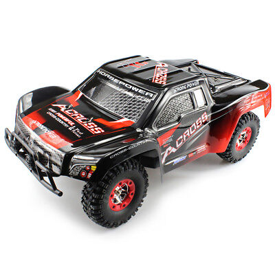 WLtoys NO.12423 RC Racing Car Truck 1:12 2.4GHz High Speed 4WD Remote Control