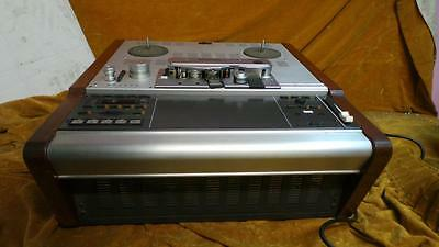 STUDER a807 reel to reel tape recorder mastering machine 2 track on trolley