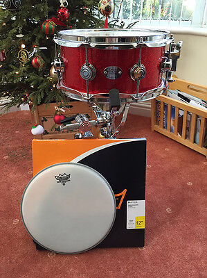 DW Drum Workshop 12 x 5 Snare *Free* Remo Head