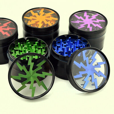 Thorinder Style Lighting Grinder 2.5inch - PURPLE BACK IN STOCK!