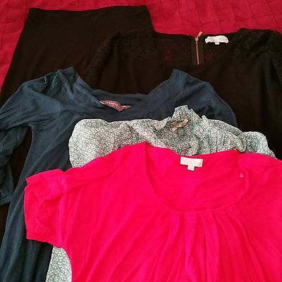 Maternity bundle size 8, asos, new look, colline